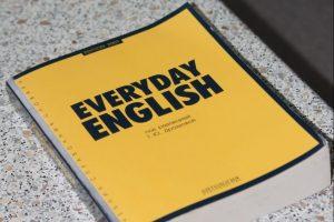 Knjiga o engleskom jeziku